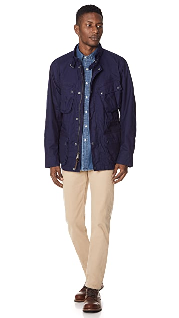 Polo Ralph Lauren Four Pocket Biker Jacket