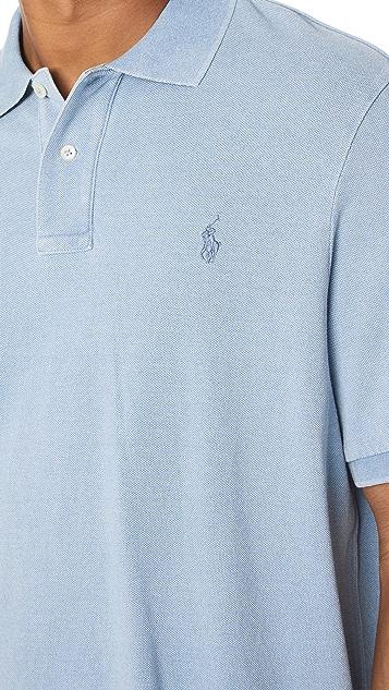 Polo Ralph Lauren Weathered Polo Shirt