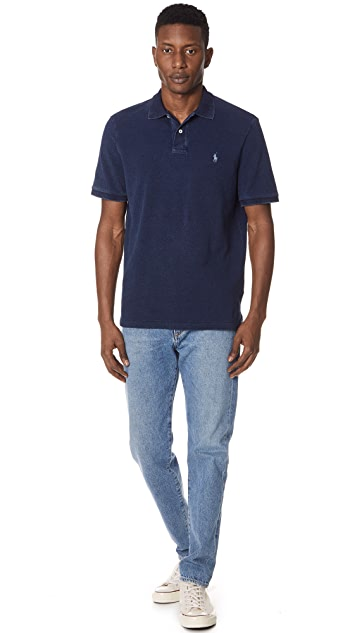Polo Ralph Lauren Weathered Polo Shirt