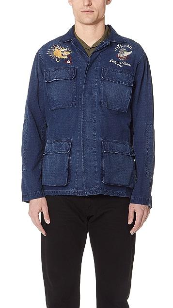 Polo Ralph Lauren Ripstop Airborne Jacket