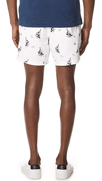 Polo Ralph Lauren Prepster Sailboat Shorts