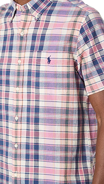 Polo Ralph Lauren Madras Shirt