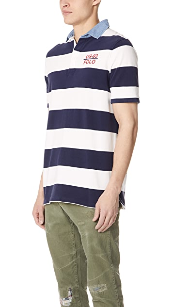 Polo Ralph Lauren Basic Striped Shirt