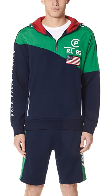 Polo Ralph Lauren Training Jersey Anorak
