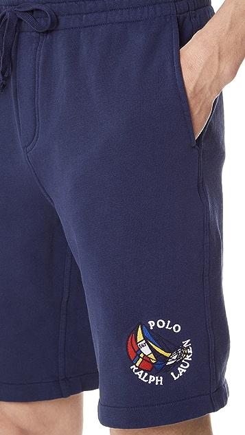 Polo Ralph Lauren Vintage Fleece Sweatshorts