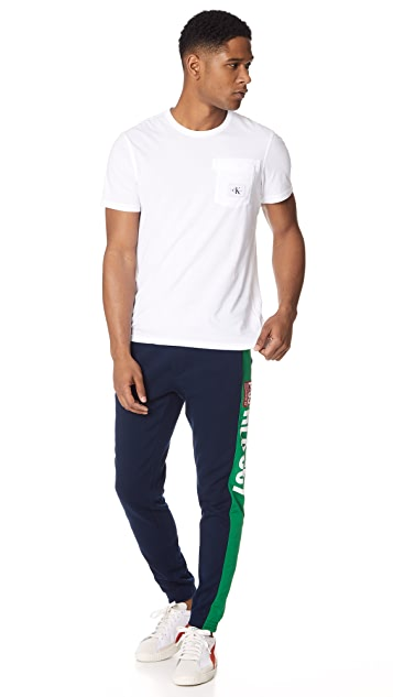 Polo Ralph Lauren Training Jersey Track Pants