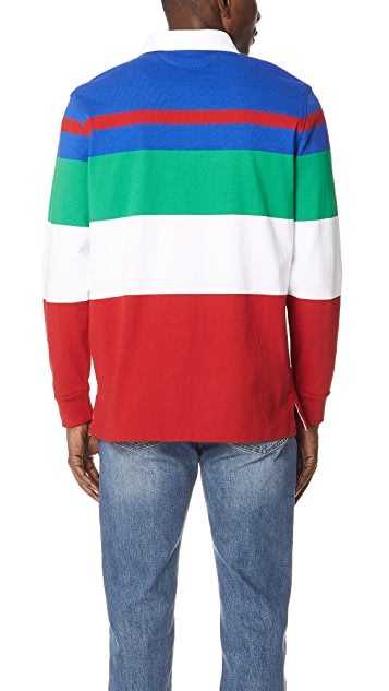Polo Ralph Lauren Utility Jersey Rugby Shirt