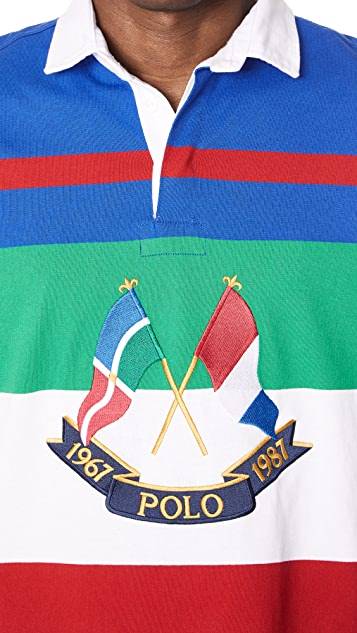 Polo Ralph Lauren Utility Jersey Rugby Shirt