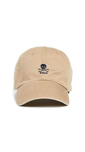 Polo Ralph Lauren Classic Skull Cap  2b23da8b62d