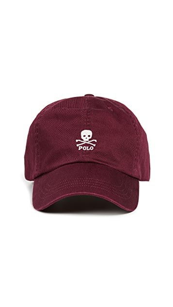 Polo Ralph Lauren Classic Skull Cap