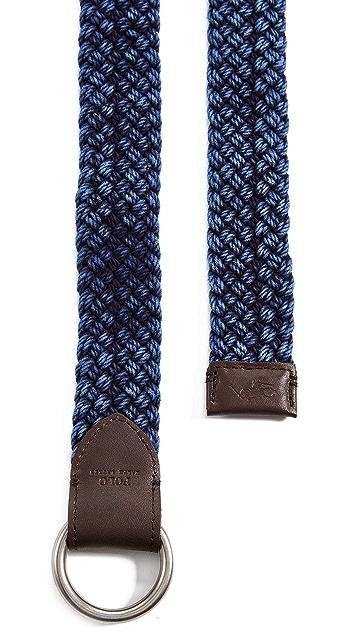Polo Ralph Lauren Braided Belt