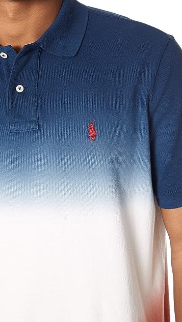 Polo Ralph Lauren Dip Dye Polo Shirt