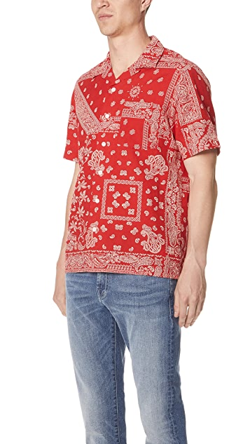 Polo Ralph Lauren Bandana Shirt