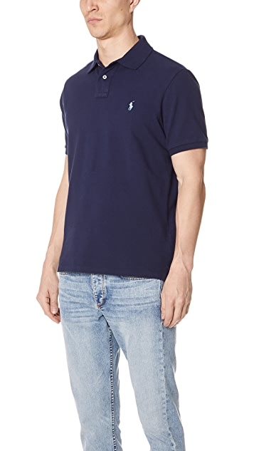 Polo Ralph Lauren Custom Slim Fit Polo Shirt