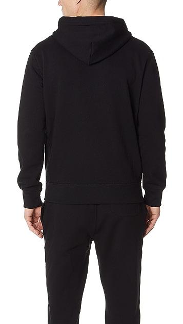 Polo Ralph Lauren Classic Fleece Full Zip Hoodie