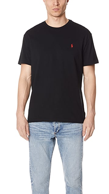 dddc11a39 Polo Ralph Lauren Crew Neck Tee | EAST DANE