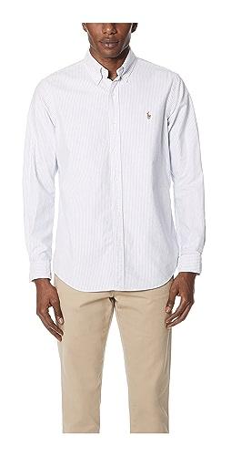 Polo Ralph Lauren - Standard Fit Oxford Sport Shirt