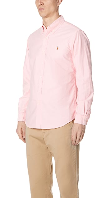 Polo Ralph Lauren Standard Fit Oxford Sport Shirt