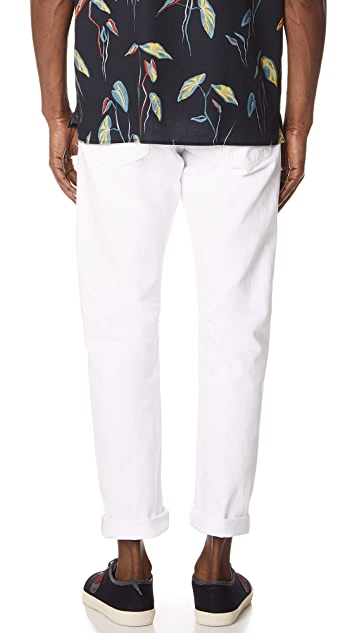 Polo Ralph Lauren Hampton Straight Fit Jeans