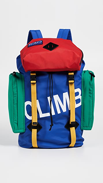 05612c825f Polo Ralph Lauren Hi Tech Backpack