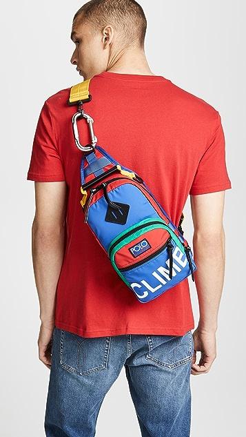 1f41c9906f Polo Ralph Lauren Hi Tech Sling Bag