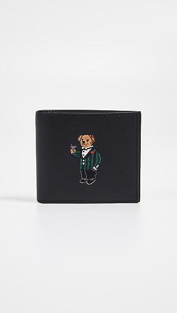 Polo Ralph Lauren Tartan Bear Billfold  b5aa6188dc98d