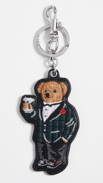 Polo Ralph Lauren Bear Key Fob