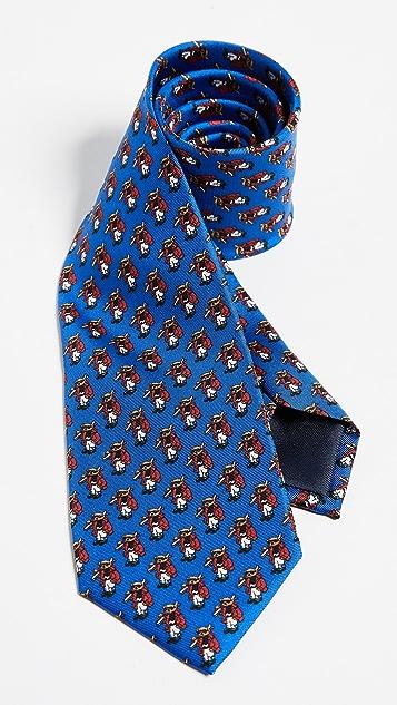 Polo Ralph Lauren Skier Bear Tie