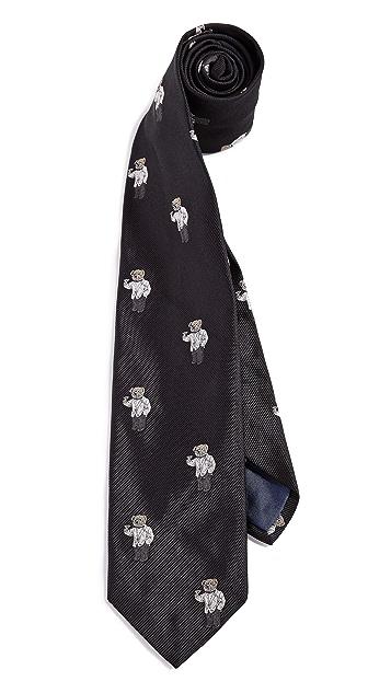 Polo Ralph Lauren Tuxedo Polo Bear Tie