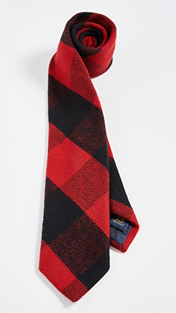 Polo Ralph Lauren Buffalo Plaid Tie