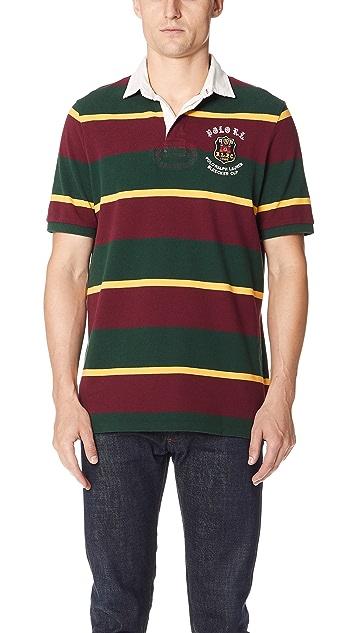 Polo Ralph Lauren Patch Rugby Shirt