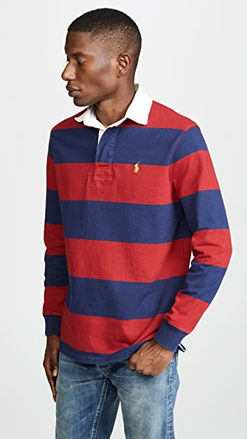 Polo Ralph Lauren Long Sleeve Rugby Shirt