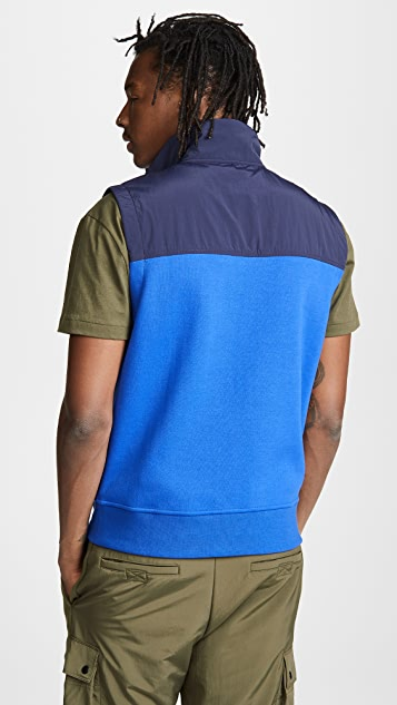 Polo Ralph Lauren Hi Tech Hybrid Vest