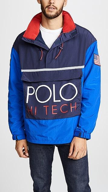 f1c62b438412 Polo Ralph Lauren Hi Tech Pullover