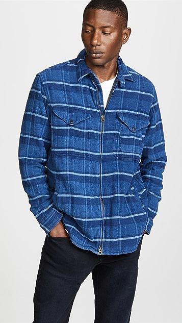dca20c2576239 Polo Ralph Lauren Long Sleeve Full Zip Plaid Shirt ...