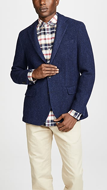 Polo Ralph Lauren Dark Wool Birdseye Sportcoat