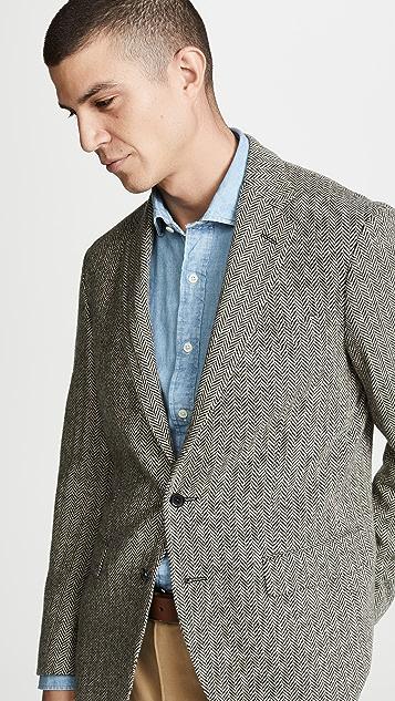 Polo Ralph Lauren Herringbone Sportcoat