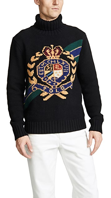 Polo Ralph Lauren Long Sleeve Turtleneck