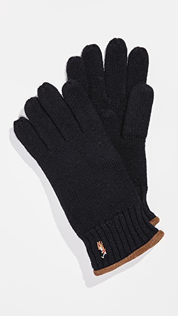 Polo Ralph Lauren Classic Lux Merino Gloves