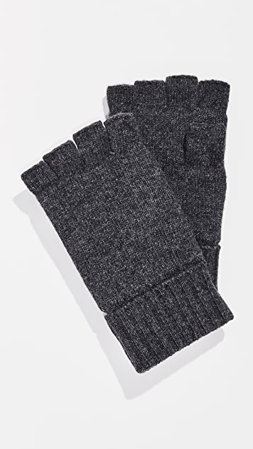Polo Ralph Lauren Wool Blend Fingerless Gloves