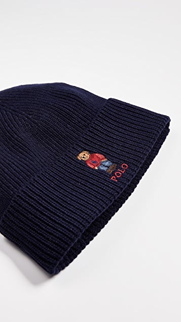 Polo Ralph Lauren Polo Pony Bear Hat