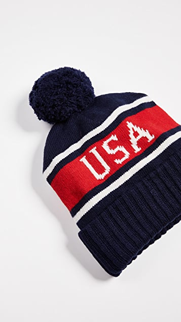 Polo Ralph Lauren Polo USA Stadium Hat