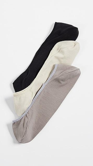 Polo Ralph Lauren 3 Pack Dress Liner Socks