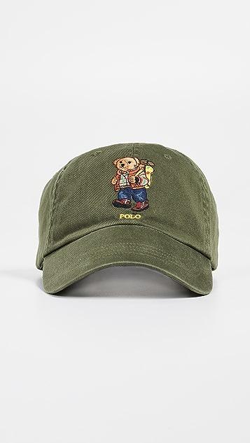 55b49611579fa Polo Ralph Lauren Hiking Bear Cap