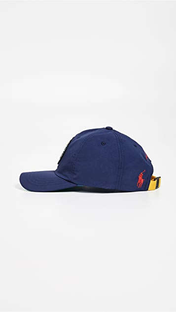Polo Ralph Lauren Great Outdoors Hiking Patch Cap