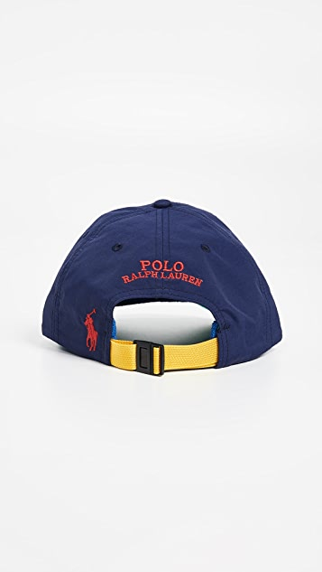 Polo Ralph Lauren Hiking Patch Cap