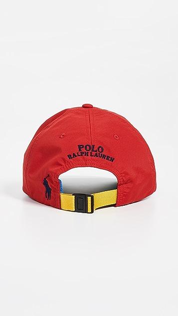 Polo Ralph Lauren Great Outdoors Hiking Patch Cap