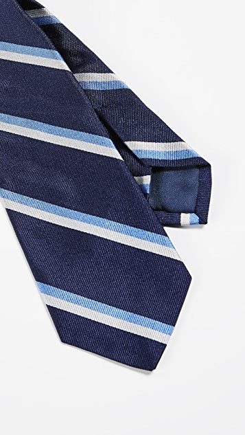 Polo Ralph Lauren Repp Striped Tie