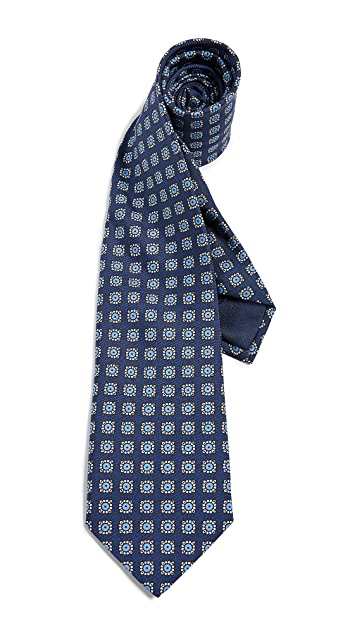 Polo Ralph Lauren Boathouse Foulard Square Tie