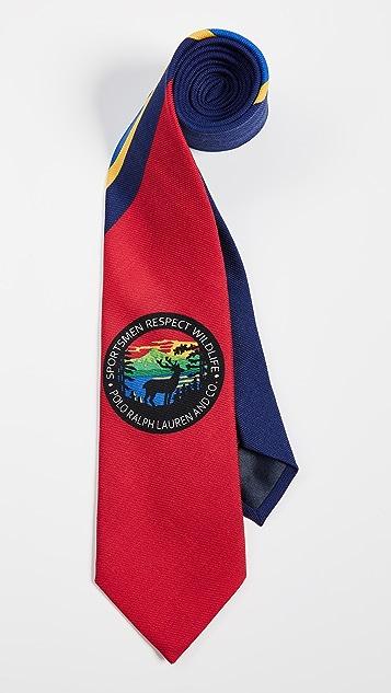 Polo Ralph Lauren Sportsmen Respect Tie